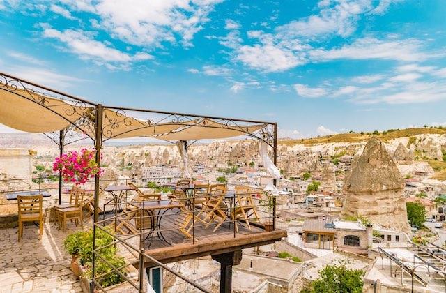 Capadocia Hoteles Cuevas