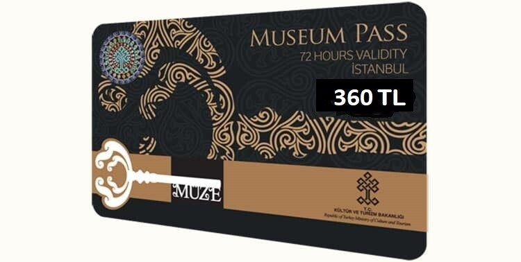 Estambul Museum Pass